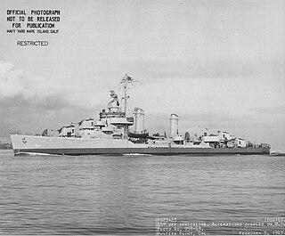 USS <i>MacKenzie</i> (DD-614)