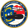 USS North Carolina SSN-777 Crest.png