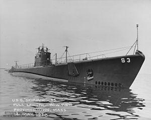 USS Skipjack (SS-184)