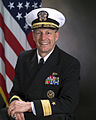 US Navy 040811-N-0000W-001 U.S. Navy file photo of U.S. Navy Rear Adm. Michael Lefever.jpg