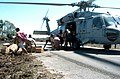US Navy 050116-N-4142G-004 An MH-60S Knighthawk from Helicopter Combat Support Squadron Eleven (HC-11) delivers aid to areas of Indonesia.jpg