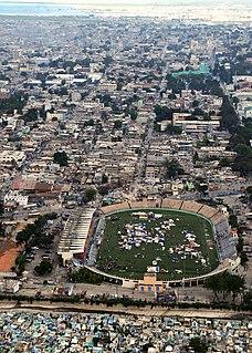 Stade Sylvio Cator A multi-purpose stadium in Port-au-Prince, Haiti.