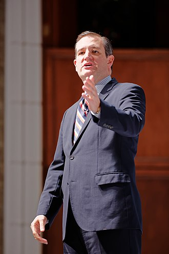 Peace Center - Image: US Senator of Texas Ted Cruz at Citizens United Freedom Summit May 2015 by Michael Vadon 08