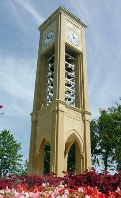 UT Tyler Riter Tower