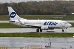 UTair, VQ-BJM, Boeing 737-524 (29905044255).jpg