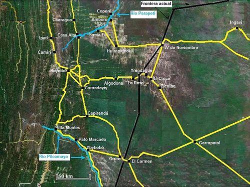 Paraguaya linea 27 - 5 6