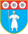 Coat of arms of Umanskyi Raion
