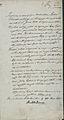 Umowa A Skorzewskiego z P Nowakowskim o pelnienie obowiazkow sluzacego, 1840 r..jpg