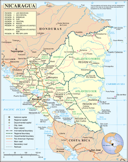 History of Nicaragua aspect of history