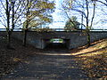 Underpass under Glenburn Road, Skelmersdale.JPG