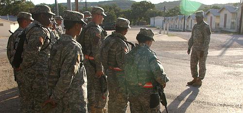United States Army Installation Management Command Best Warrior