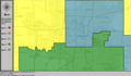 United States Congressional Districts in Oklahoma (metro highlight), since 2013.tif