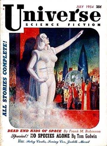Universe science fiction 195407