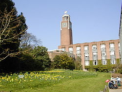 University of Exeter Clock tower.jpg