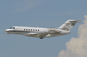 Image illustrative de l'article Hawker 4000