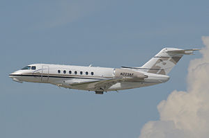 Untitled Hawker Beechcraft 4000; N223AF@ZRH;08.06.2013 (8990249519).jpg