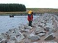 Upper Dunside Reservoir Embankment - geograph.org.uk - 112931.jpg