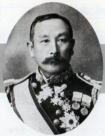 日本海海戦における連合艦隊幹部...