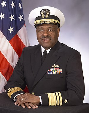 David L. Brewer III - Official Navy portrait of Vice Admiral David L. Brewer, III Commander, Military Sealift Command