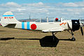 VH-YNO 'Geisha Girl' Aerostar IAK-52 (9234287268).jpg