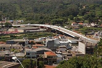 Franco da Rocha - Image: VIADUTO DE FRANCO DA ROCHA