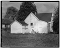 VIEW FROM SOUTHEAST - Chemawa Indian School, House, 3014 Misty Street, Salem, Marion, OR HABS ORE,24-SAL,1D-3.tif