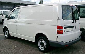 Volkswagen Transporter (T5) - Transporter pre-facelift (2003–2010)