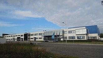 Schott AG - A Schott plant in Valašské Meziříčí, Czech Republic.