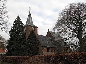 Valburg - Image: Valburg, kerk 1 foto 3 2011 01 16 11.38