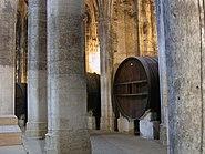 Valmagne abbaye eglise