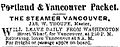 Vancouver steamboat ad Oregonian 31 Aug 1874 p6.jpg