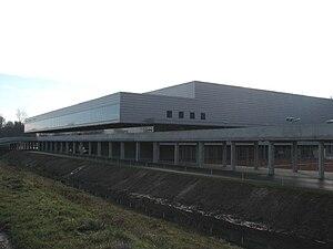 Varaždin Arena - Image: Varaždin Sport Hall 12 2008