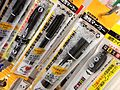 Various Japanese Black Permanent Markers in package.jpg