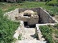 Varna Botanical Garden Roman tomb 02.jpg