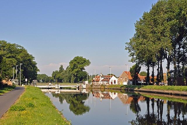 Canal Bruges-Ostende