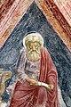 Vecchietta, cappella di san martino, 1435-39 ca., volta con evangelisti, giovanni 02.jpg