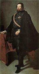 Diego Velázquez: Portrait of the Count-Duke of Olivares