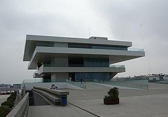 America's Cup Building - Veles e Vents, Valencia