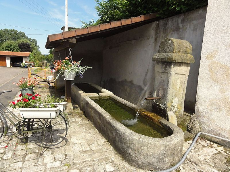 Veney (M-et-M) fontaine