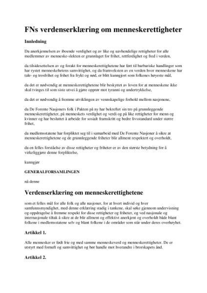 File:Verdenserklæringen.djvu