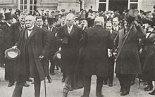 Heads Of Government Wore Frock Coats At The Formal Signing Treaty Versailles In 1919