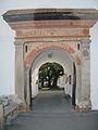 Vhodni portal grad Hrastovec.JPG