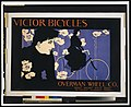 Victor Bicycles Overman Wheel Co. - - Bradley. LCCN99472283.jpg