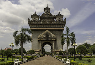 Vientiane Capital and chief port of Laos