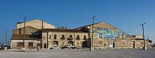 Vieux batiments au Quai Paul Riquet, Sète 01.jpg