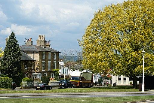 View Towards Pound Lane, Sevenoaks - geograph.org.uk - 1869569