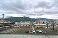 View from Muikamachi Station 20140719.jpg