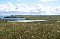 View over Loch an t-Siumpain - geograph.org.uk - 495770.jpg