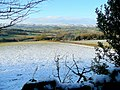 View to the Clyro Hills - geograph.org.uk - 1656976.jpg