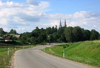 Виляка,  Viļaka, Латвия